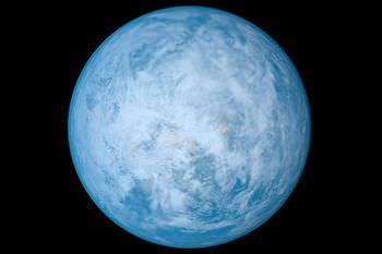 天王星の大気