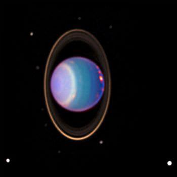 天王星の輪(環)