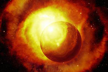 水星の温度
