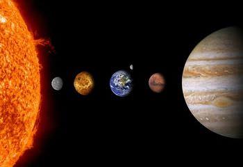 金星の大気と温度