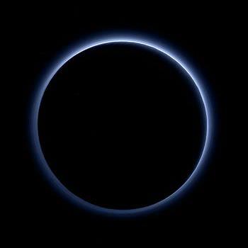 冥王星の大気