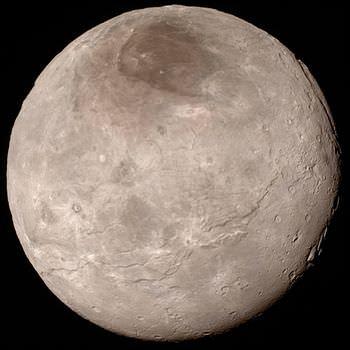 冥王星の重力