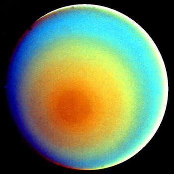 天王星の温度