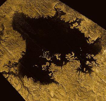 衛星タイタンの生命