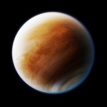 金星のオゾン層