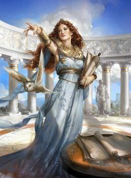 アテナの性格