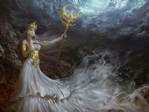 そもそもアテナって何者?美しき知略の女神の意外過ぎる真実8