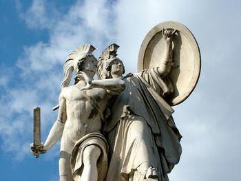 アレスとディオメデス