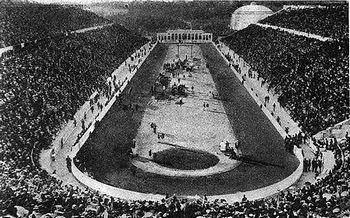 オリンピックとゼウスの関係