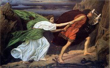 ハデスとオルペウス