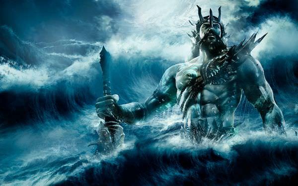 そもそもポセイドンって何者?好戦的な海神の豪快過ぎる真実10