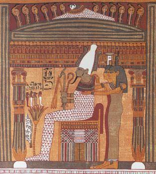 エジプト神話の中のゼウス