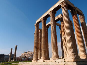 オリュンピア=ゼウス神殿