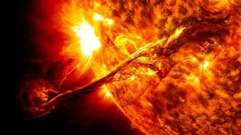 太陽の謎 コロナの温度