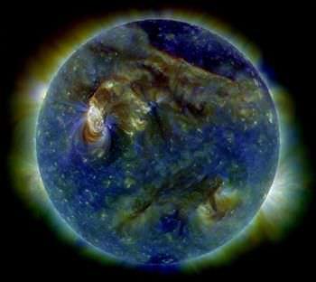 太陽大気と彩層