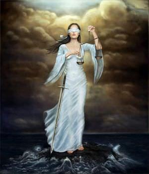 掟の女神テミス
