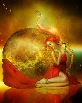 美の女神ウェヌス(ヴィーナス)