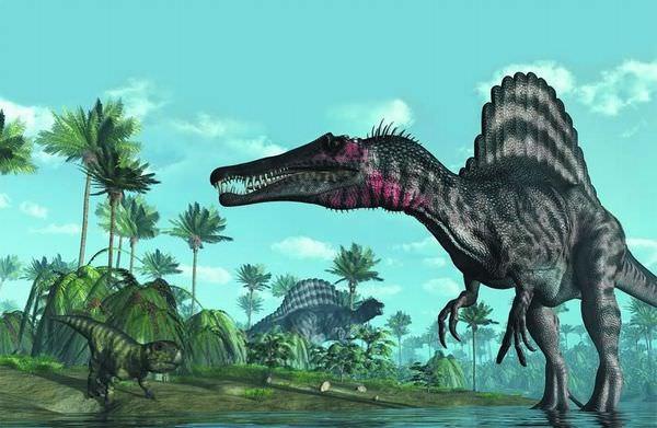 最新のスピノサウルス!超大型肉食恐竜の実態に迫る