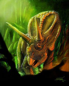 トリケラトプスはどのように発見された?