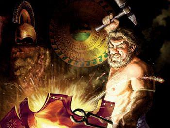 ヘパイストスの性格