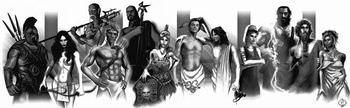 オリュンポス十二神