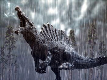 スピノサウルスは最強の恐竜か?