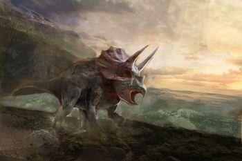 トリケラトプスの走る速さは?