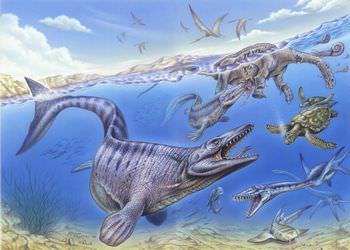 モササウルスは当時の海で最強だったのか?
