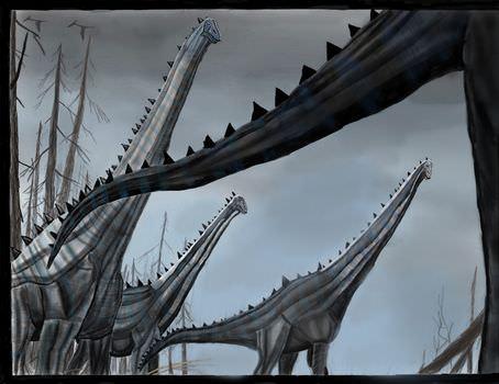 アラモサウルス