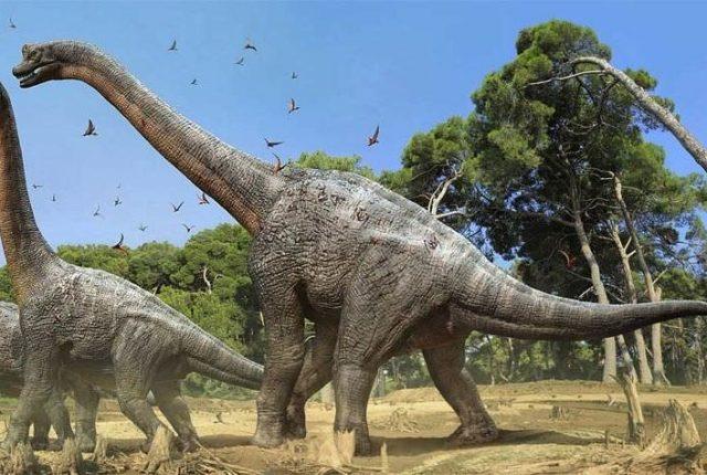 ブラキオサウルス