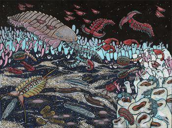 アノマロカリス 絶滅の原因
