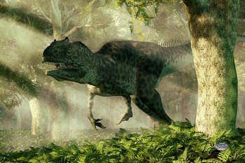 アロサウルス 名前の由来