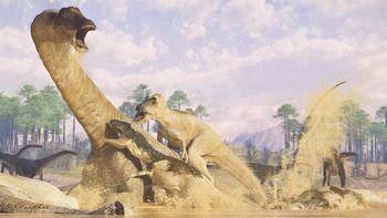 アロサウルス 狂暴な性格
