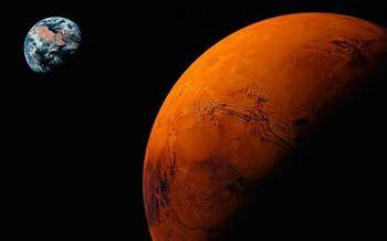 アンタレスの名前の由来と火星との関係