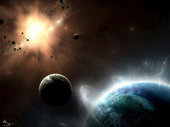 シリウスの超新星爆発とその影響