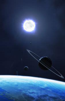シリウスは太陽系に接近している