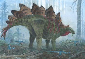 ステゴサウルス 体重