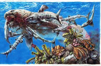 ダンクルオステウス 絶滅の理由