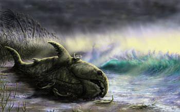 ダンクルオステウス 絶滅
