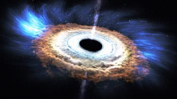 デネブの中性子星とブラックホール
