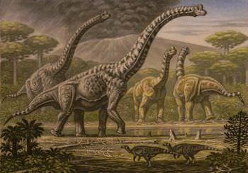 ブラキオサウルス 最強