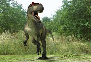 アロサウルス 体重