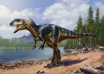 アロサウルス 大きさ