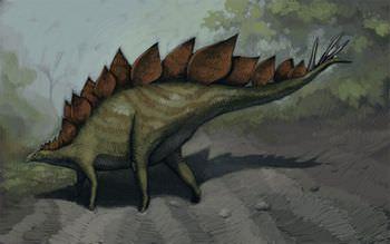 ステゴサウルス 特徴