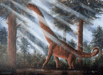 ブラキオサウルスとは