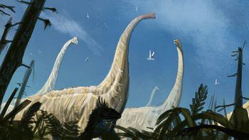 ブラキオサウルス 大きさ
