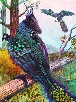 始祖鳥 最古の鳥類