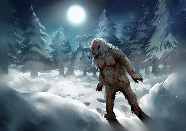 UMAイエティは存在する?ヒマラヤの雪男の正体と目撃事例
