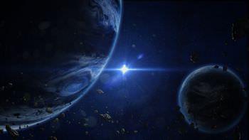 ベガとアルタイルから地球までの距離