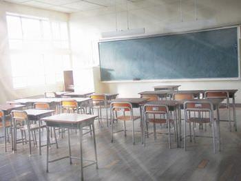 学校に現れた座敷わらし